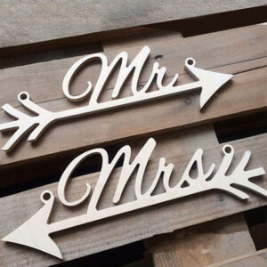 mr and mrs tabletop