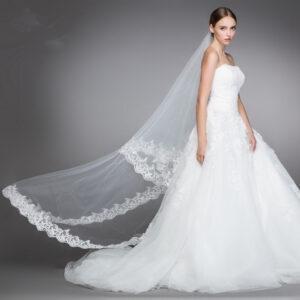 wedding bride veil