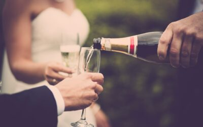 How Much Alcohol Do You Really Need at Your Wedding?