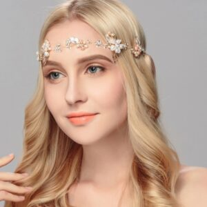 Designed to compliment and enhance your chosen outfit. This beautifully designed head band is sure to become a welcome addition to your wedding accessory collection.