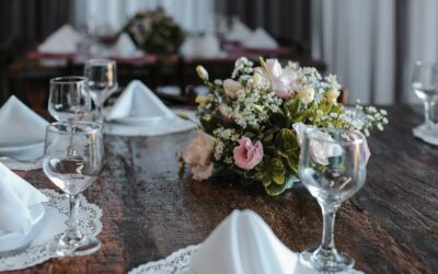 What To Do with Your Centerpieces After Your Big Day?