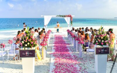 Planning an Outdoor Wedding? That's Great! But Here are 6 Things Your Guests Need to Know